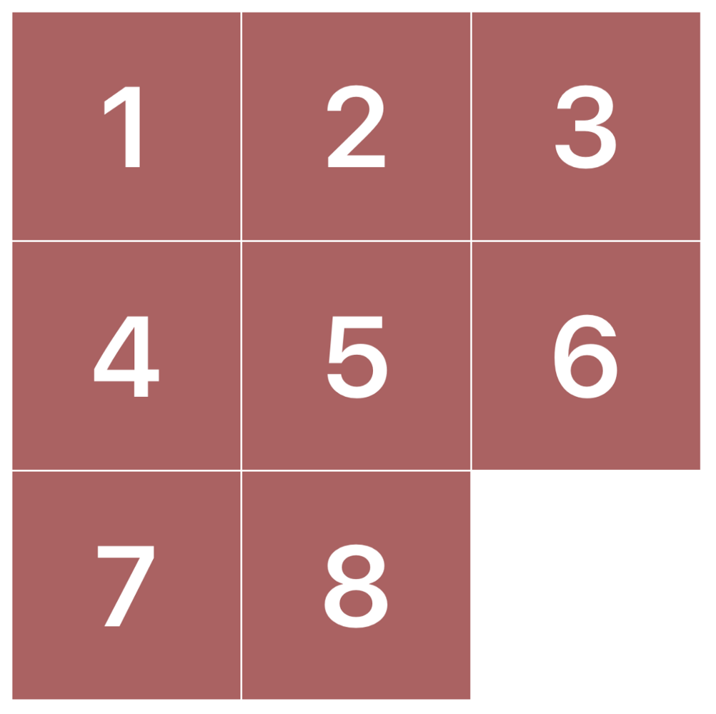 Sliding Puzzle - Solving Search Problem with Iterative Deepening A*