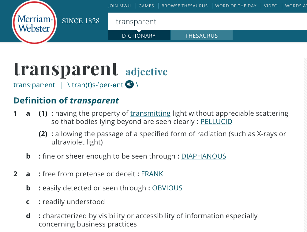 Knight Commission report calls for 'radical transparency' in