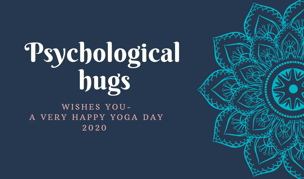 Greetings On The International Yoga Day By Psychologicalhug Medium