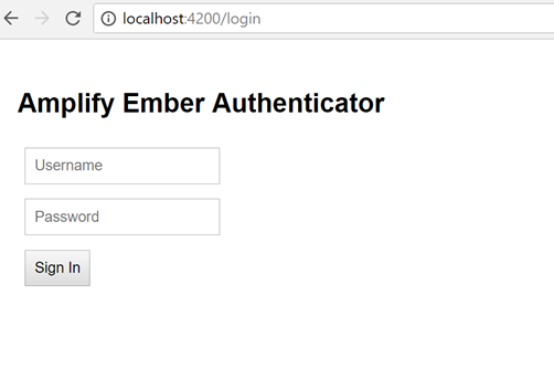 Adding AWS Amplify to an Ember js Application - ITNEXT