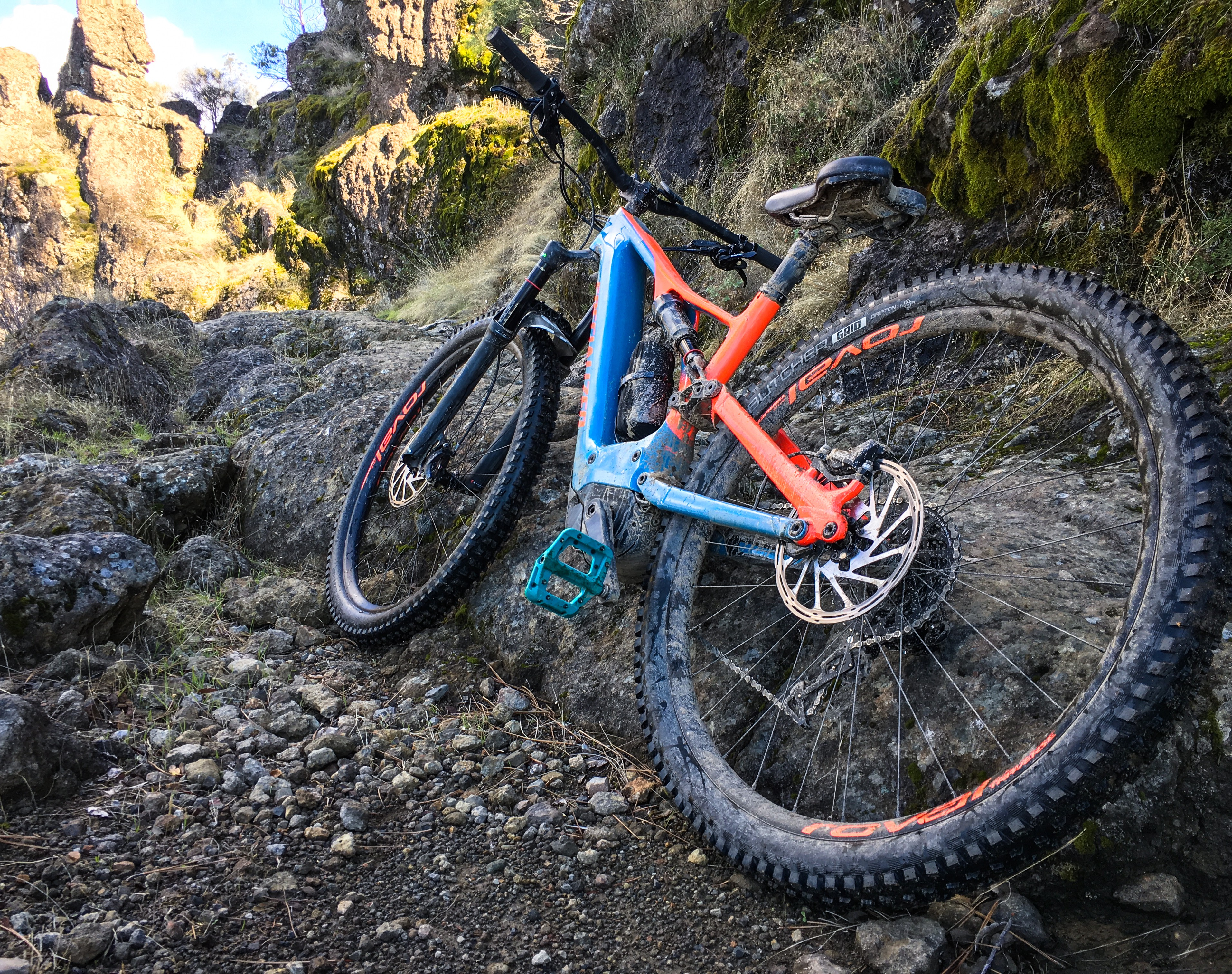 2019 Specialized Turbo Levo and the spirit of adventure: an