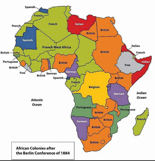 Is Africa poor because of colonization? - Didier Champion
