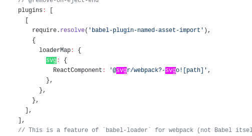 REACT best way of importing svg (how and why) - Mohamed