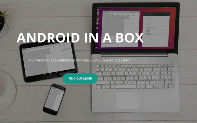 install linux on android