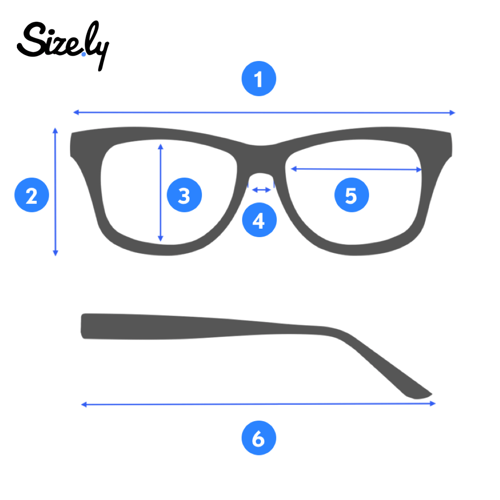picture about Printable Millimeter Ruler for Eyeglasses titled How in the direction of Evaluate Gles? - Sizely - Medium