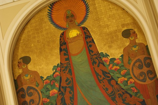 California was named after a mythical island of black women