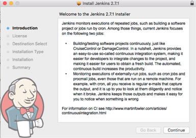SETTING UP JENKINS ON MAC OSX…   - Ved Pandey - Medium