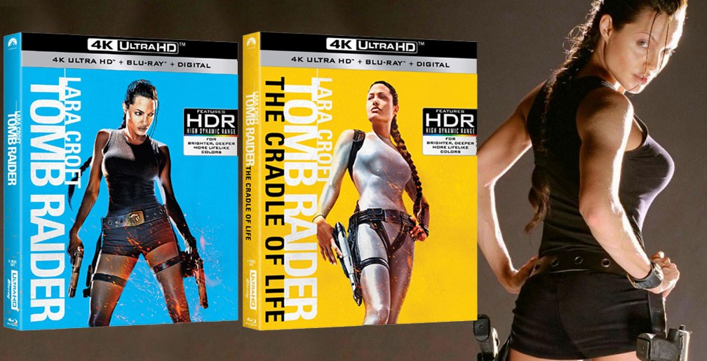 The Tomb Raider Franchise A Wonderful Relic On 4k Uhd By Dan
