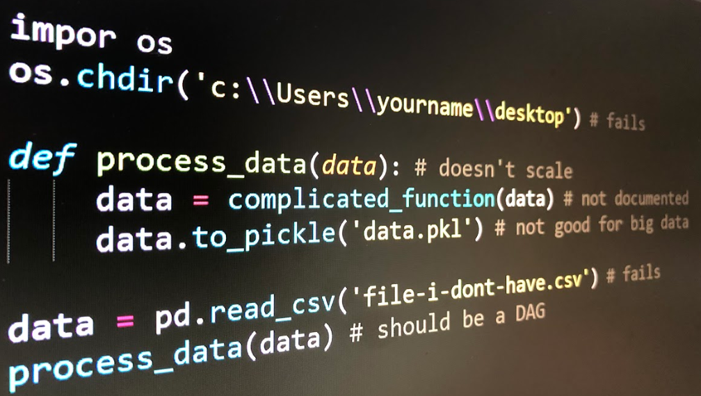 Top 10 Coding Mistakes Made by Data Scientists - Towards