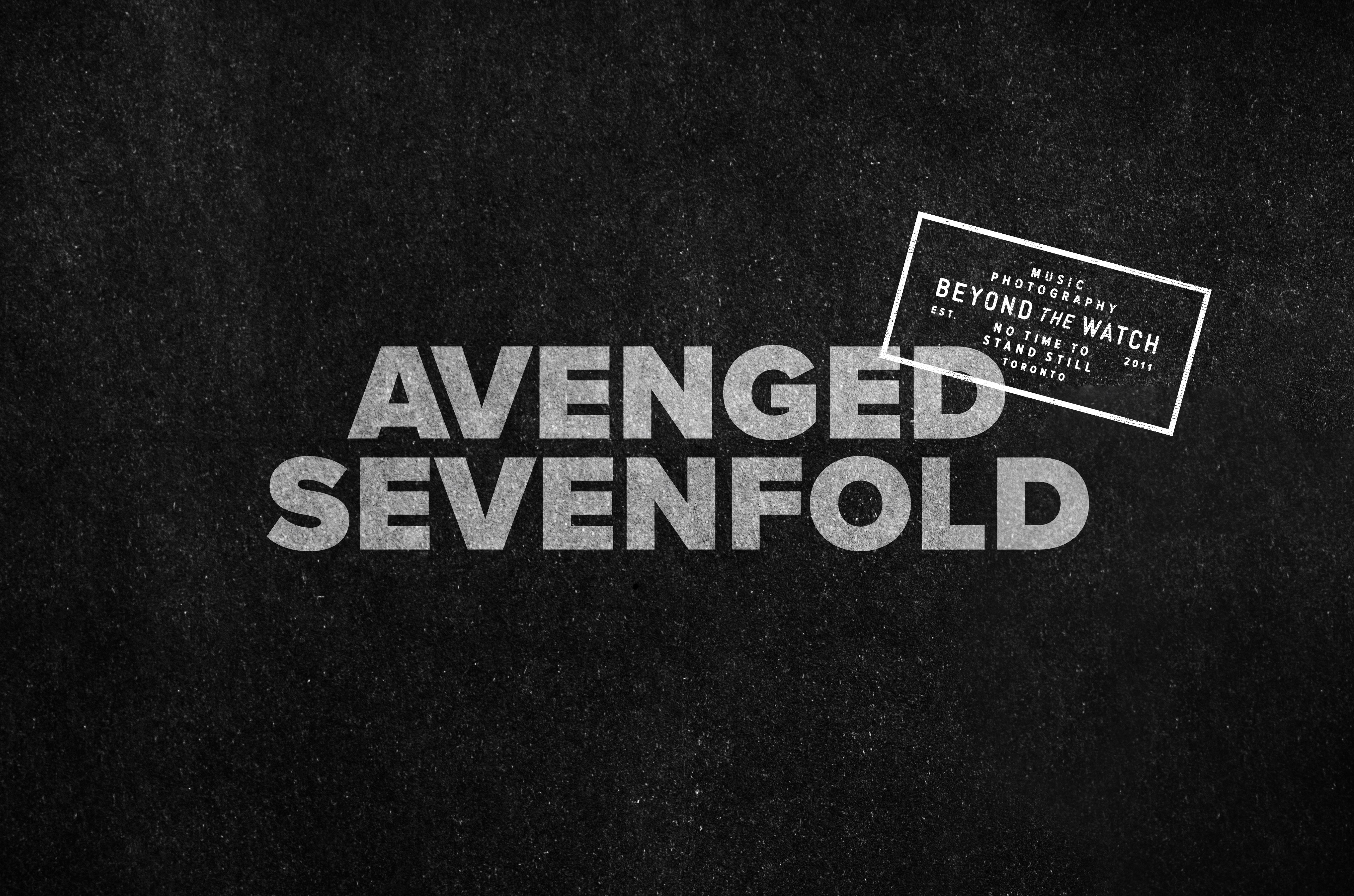 Avenged Sevenfold Bring The Stage To Hamilton's FirstOntario