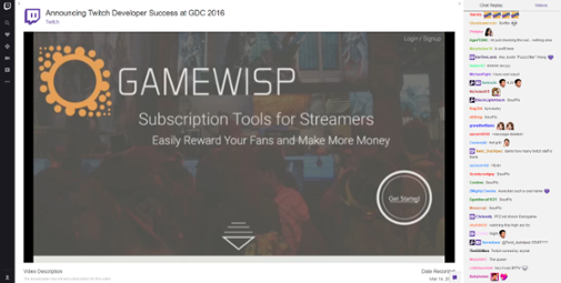Is Twitch okay with Gamewisp?… - GameWisp's Game Whispers