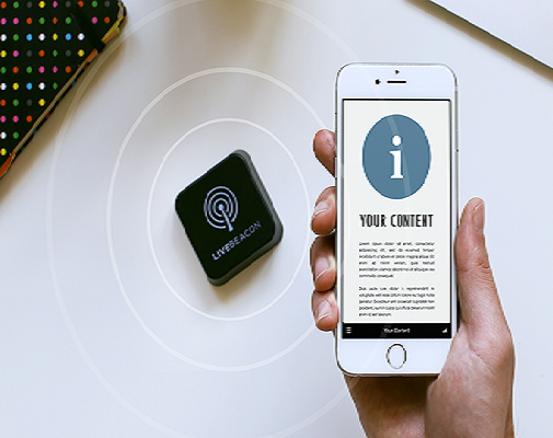 iBeacon is the technology