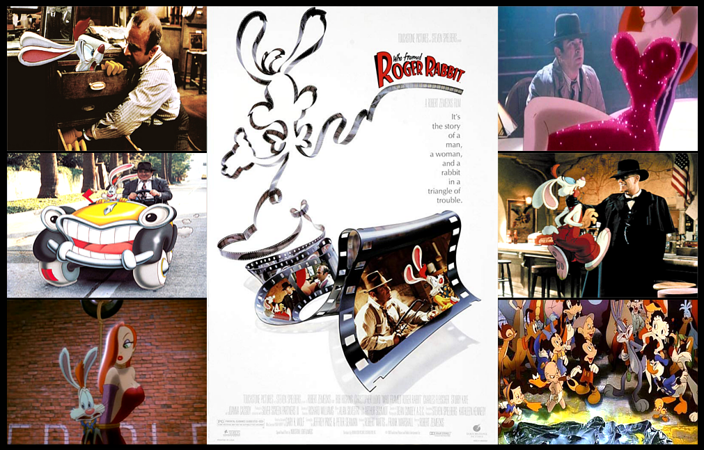 A Film To Remember Who Framed Roger Rabbit 1988 By Scott Anthony Medium