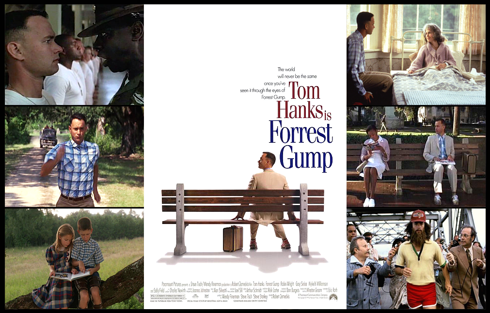 A Film To Remember Forrest Gump 1994 By Scott Anthony Medium