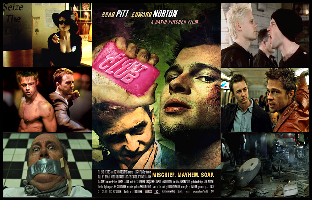 A Film To Remember Fight Club 1999 By Scott Anthony Medium