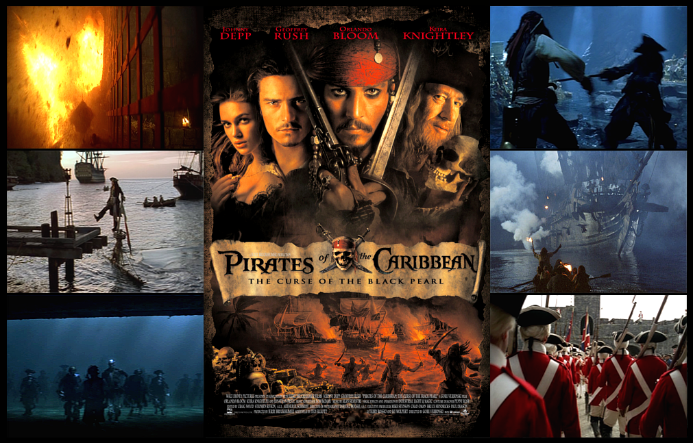 A Film To Remember Pirates Of The Caribbean The Curse Of The Black Pearl 2003 By Scott Anthony Medium