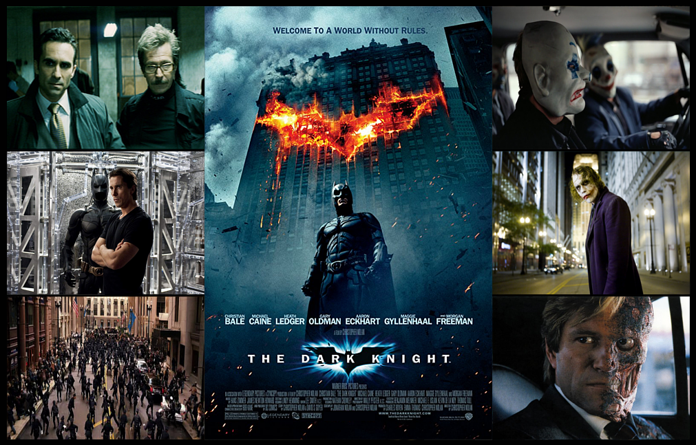A Film To Remember The Dark Knight 2008 By Scott Anthony Medium