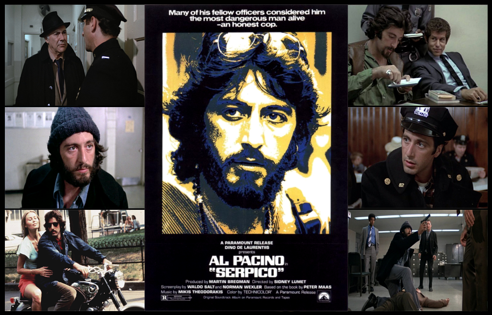 A Film To Remember Serpico 1973 Scott Anthony Medium