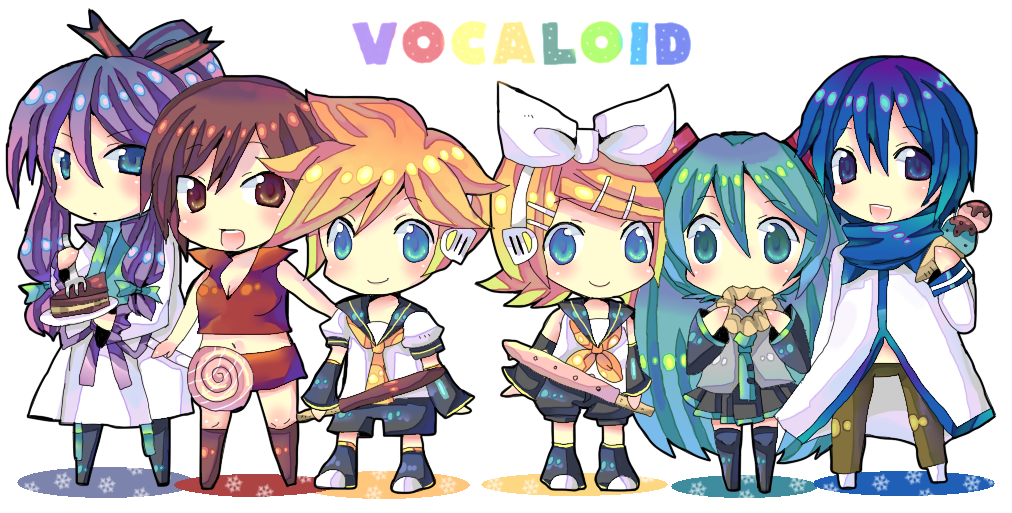 Reasons Why You Should Listen to Vocaloid - Iab Lo - Medium