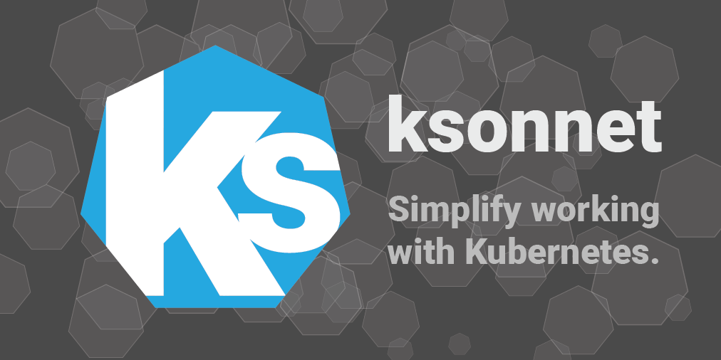ksonnet: Simplify working with Kubernetes configurations
