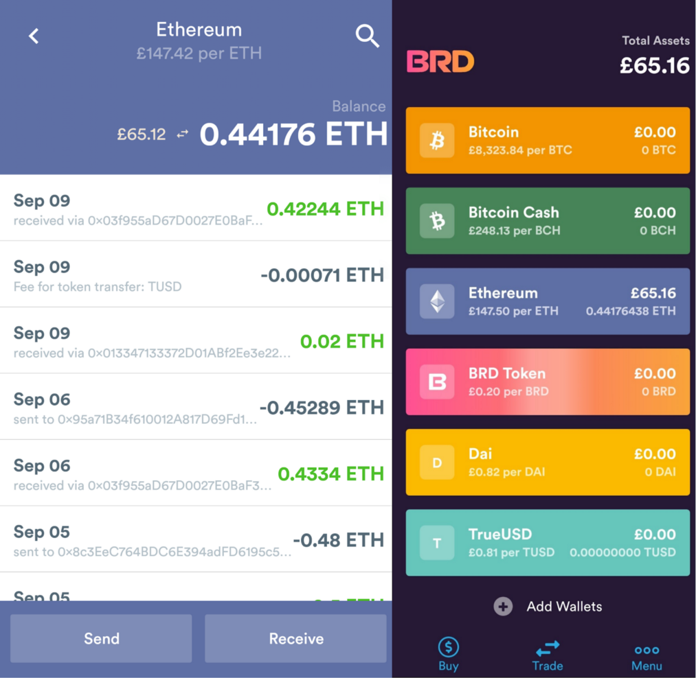 0*JLokcYn8OzLjaL8i - How to exchange cryptocurrency on ChangeHero with BRD wallet?