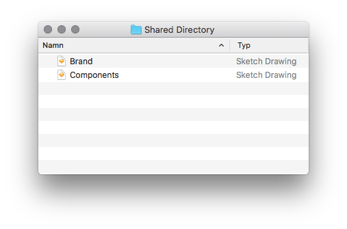 Share A Design System With Sketch Libraries By Fredrik Broman Kan Ux Medium