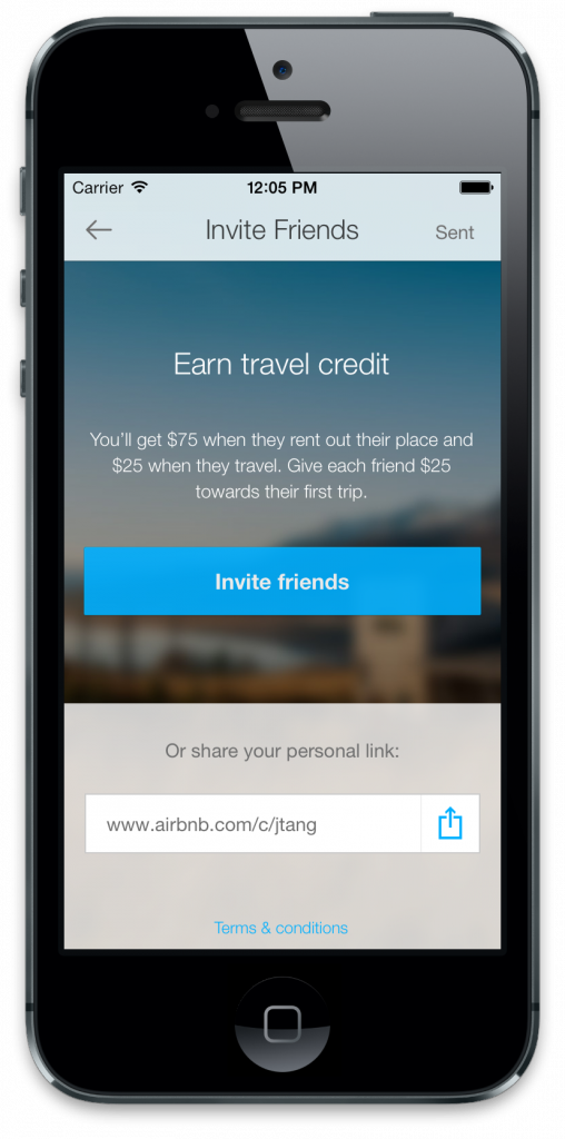 Hacking Word-of-Mouth: Making Referrals Work for Airbnb