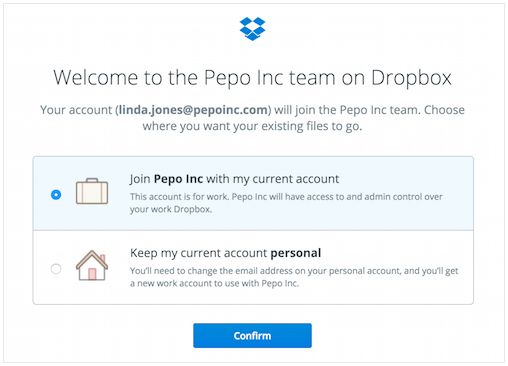 How to easily gain access to someone's dropbox account, and