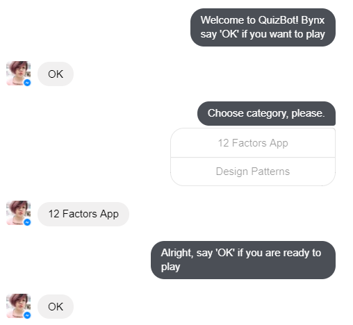 🤖 Quiz Chatbot Project from Backend Perspective - Bot Tutorials