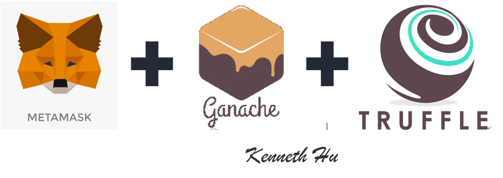 Developing Ethereum Dapps with Truffle, Ganache and MetaMask