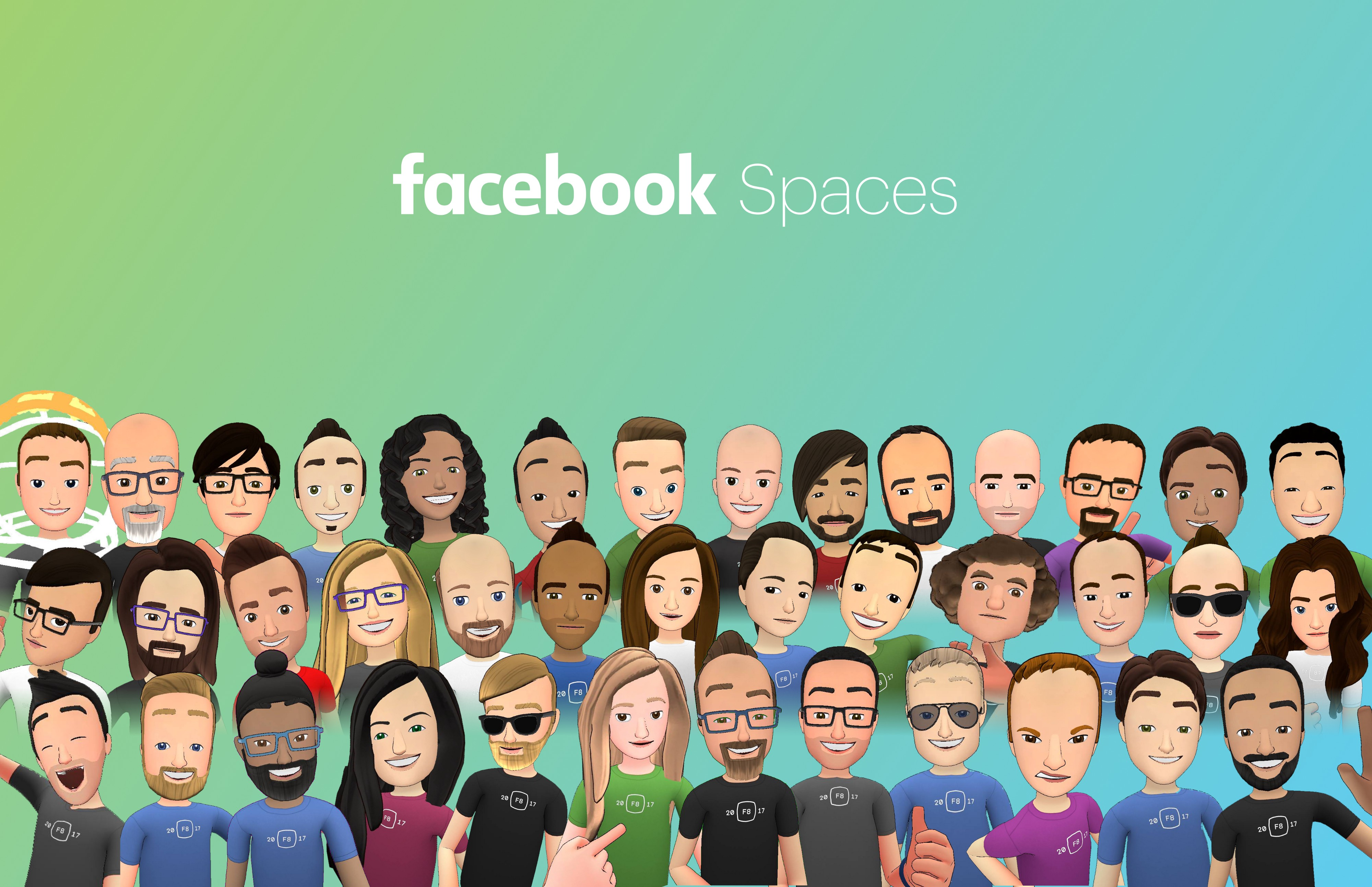 Designing Facebook Spaces (Part 1) — Embarking on a new VR
