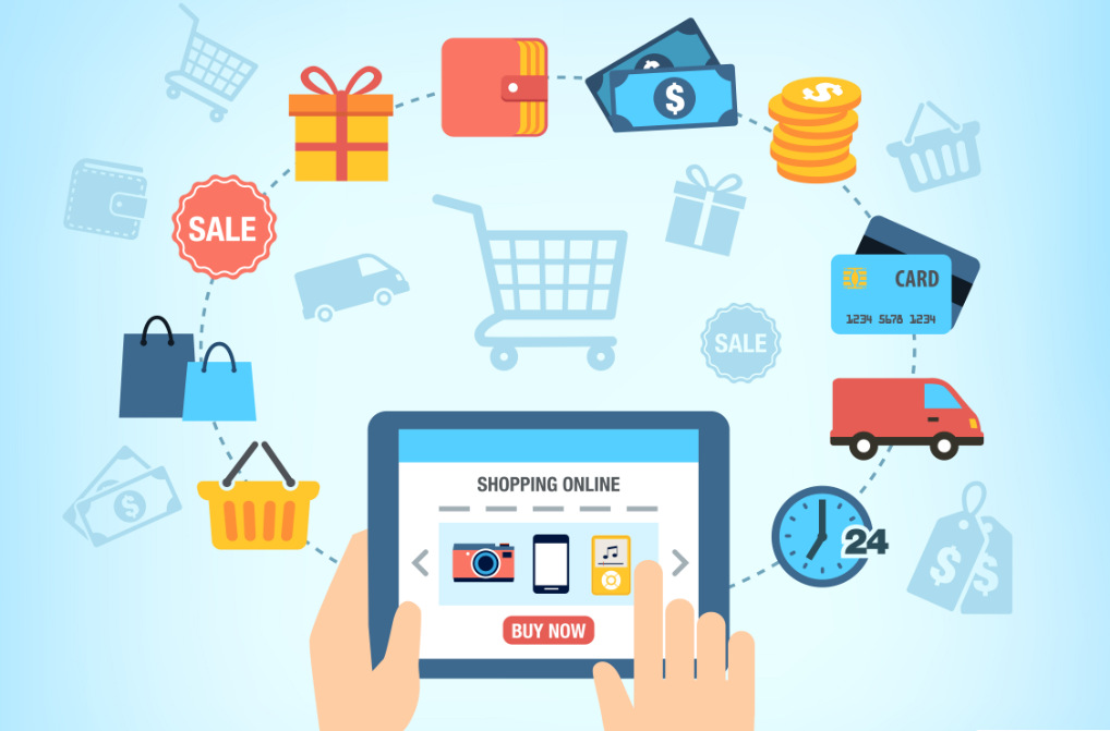 Importance of E-Commerce and online shopping and why to sell Online. | by  Nyxone | Medium