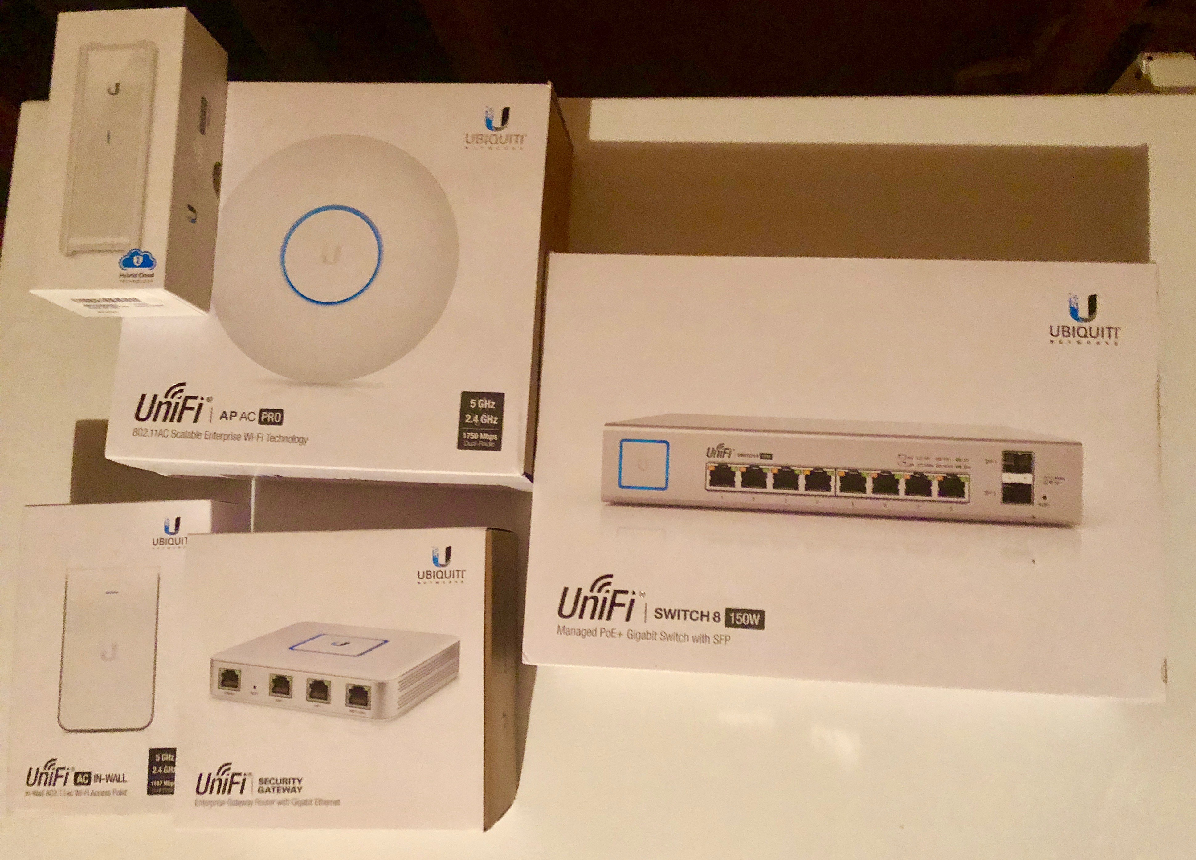 Ubiquiti UniFi Setup At Home — Impressions From a Non-Pro on