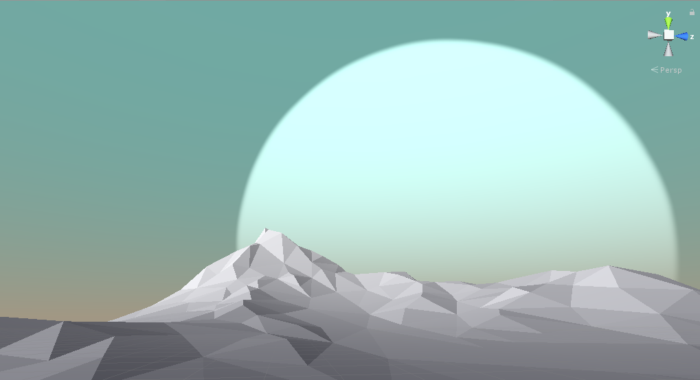Simple procedural skybox with a moon - Kirill Nadezhdin - Medium