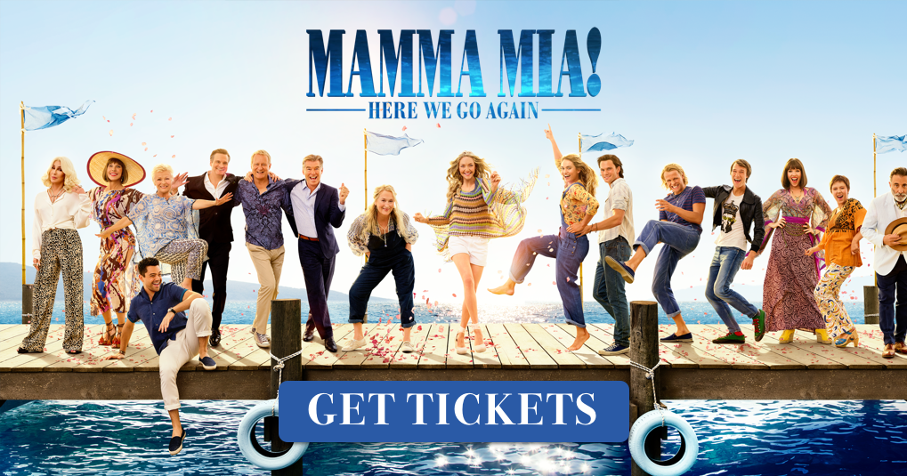 Mamma Mia Here We Go Again 2018 Movie Review Amiable Charm By Bs Reviews Medium