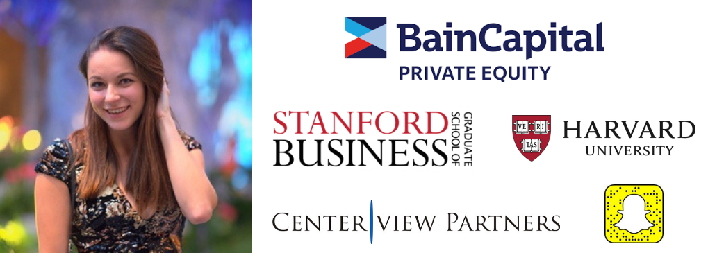 Getting into private equity with Magdalena Kala (Bain Capital)