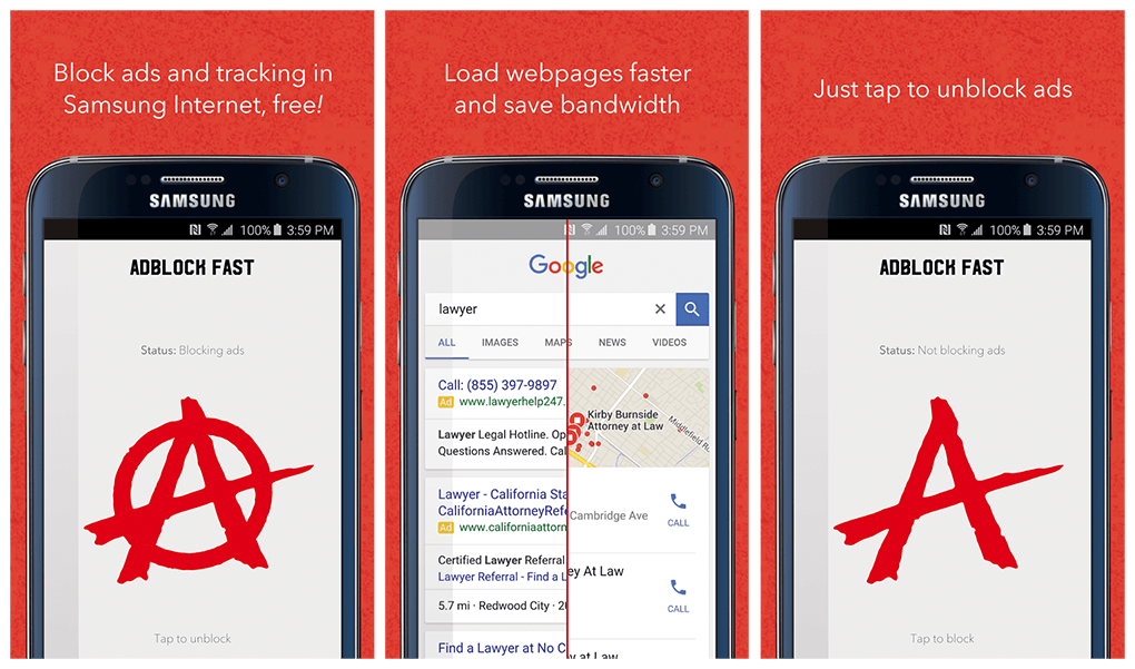 You can now block ads in Android - Rocketship Log