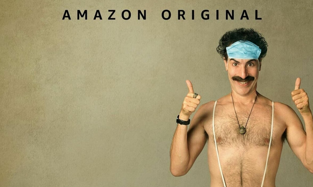 (Borat Subsequent Moviefilm) 2020 - WATCH FULL MOVIE (720p) | Borat Subsequent Moviefilm 2020 (Borad 2)