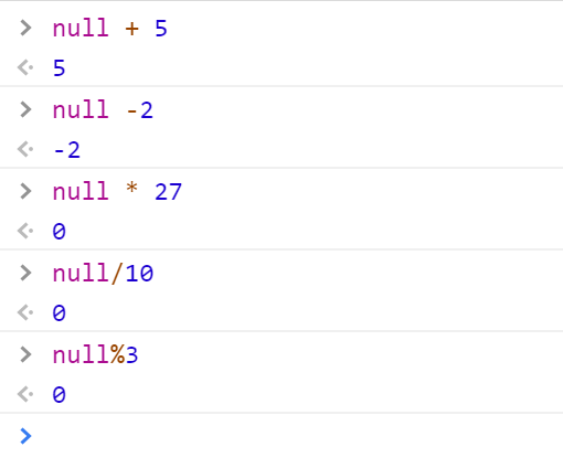 Understanding null, undefined and NaN  - codeburst