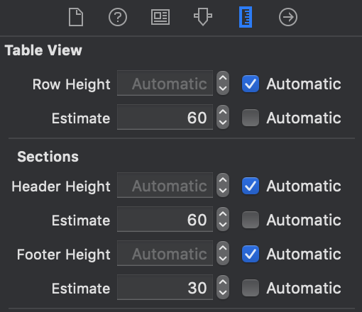 UITableView Auto Sizing Header & Footer Views with AutoLayout