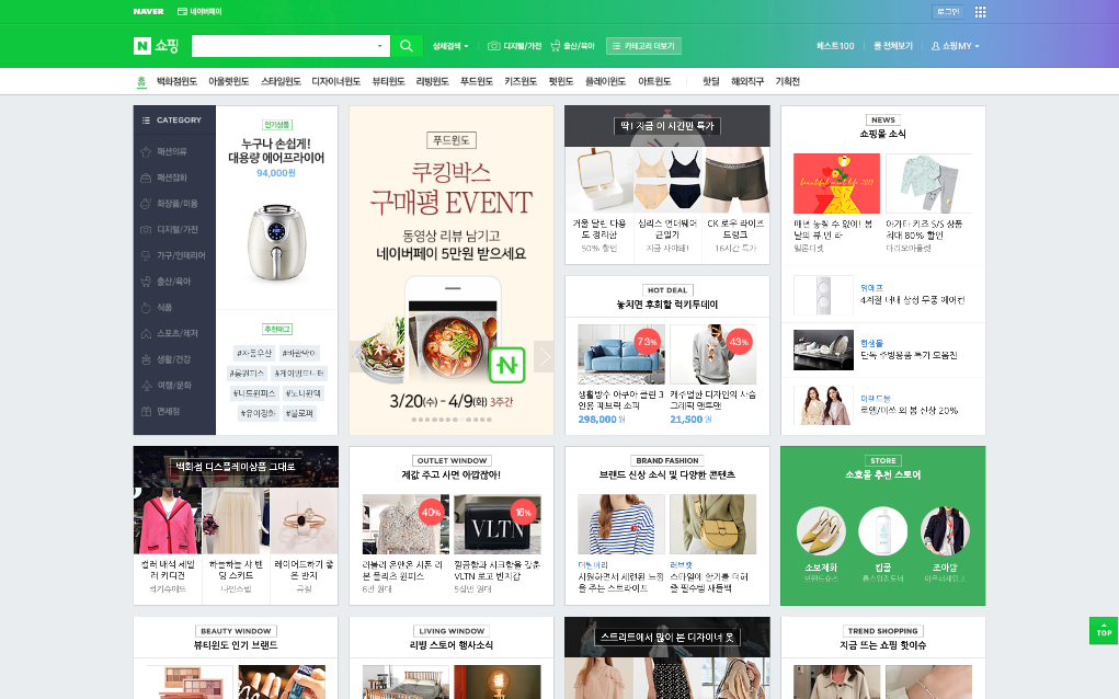 Auto-classification of NAVER Shopping Product Categories