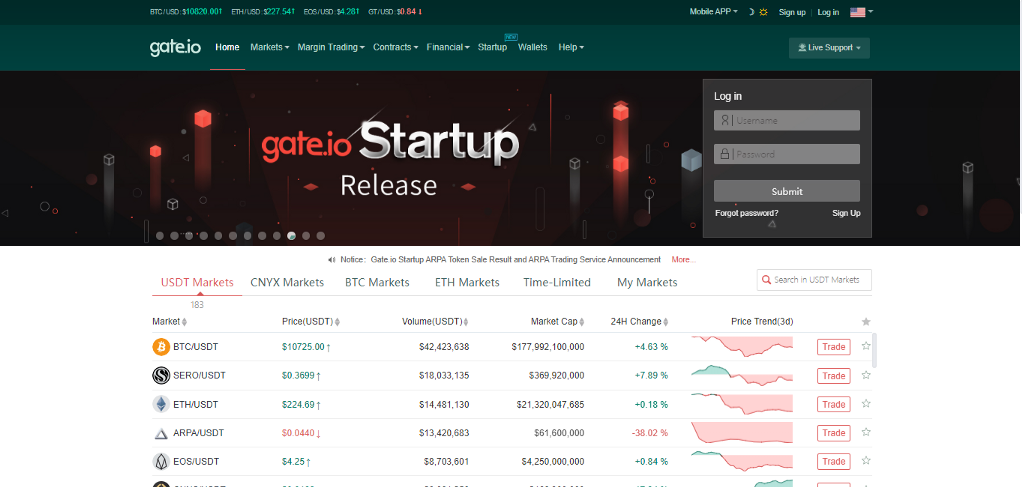 0*LqKPqByFdf9spR1N - Better rates, more pairs, faster transactions… ChangeHero starts trading on Gate.io!