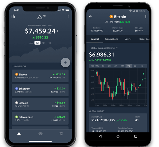 Best portfolio tracker app cryptocurrency
