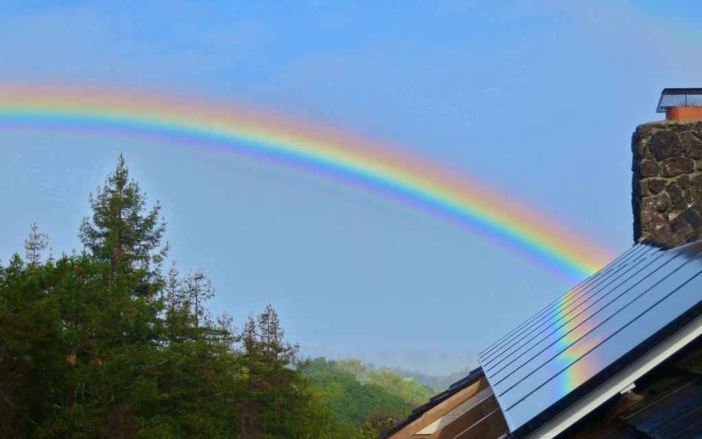 Photographing the Magic of Rainbows