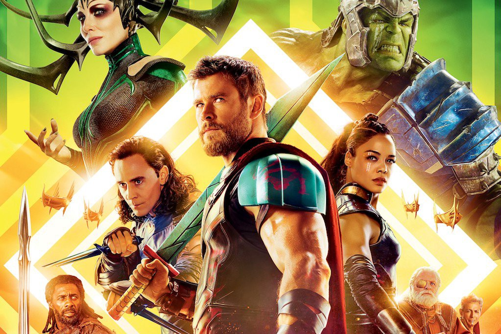 Thor Ragnarok 2017 Film Review By David Caracciolo Medium