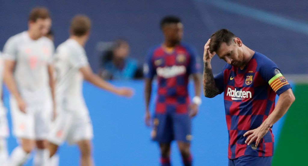 What The Downfall Of Fc Barcelona Can Tell Us About Running A Business By Aidan Moynagh Sep 2020 Medium
