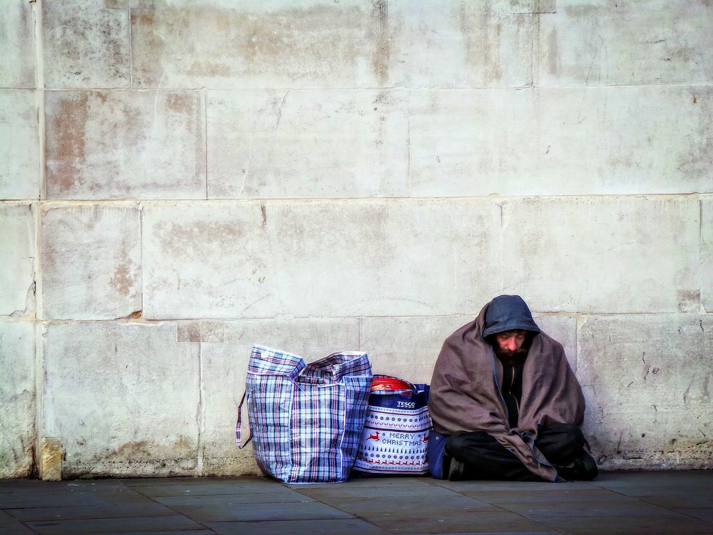 homelessness essay cause and effect