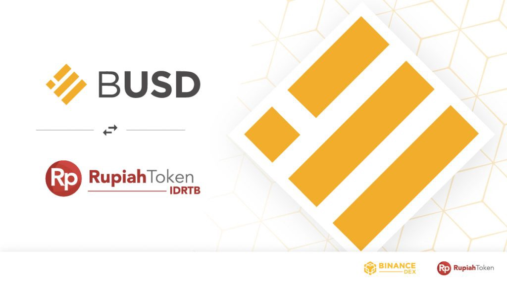 Binance Added Busd Idrt As The First