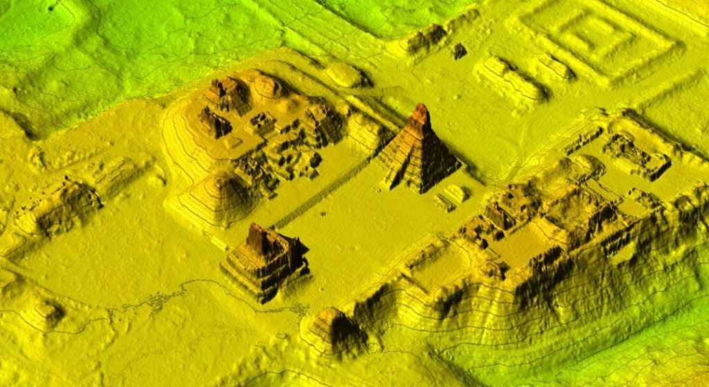 Intro to Lidar for Archaeology. If you read this blog often, then you… | by  Kristina Georgieva | The Startup | Oct, 2020 | Medium